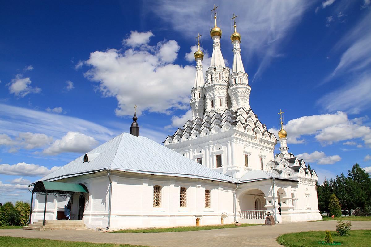 The Hoedigitria church in Vyaz'ma, Russia