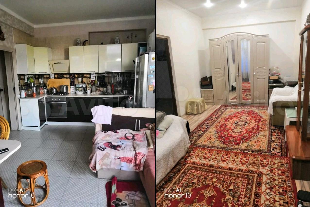 Floors are arranged as an ordinary apartment.