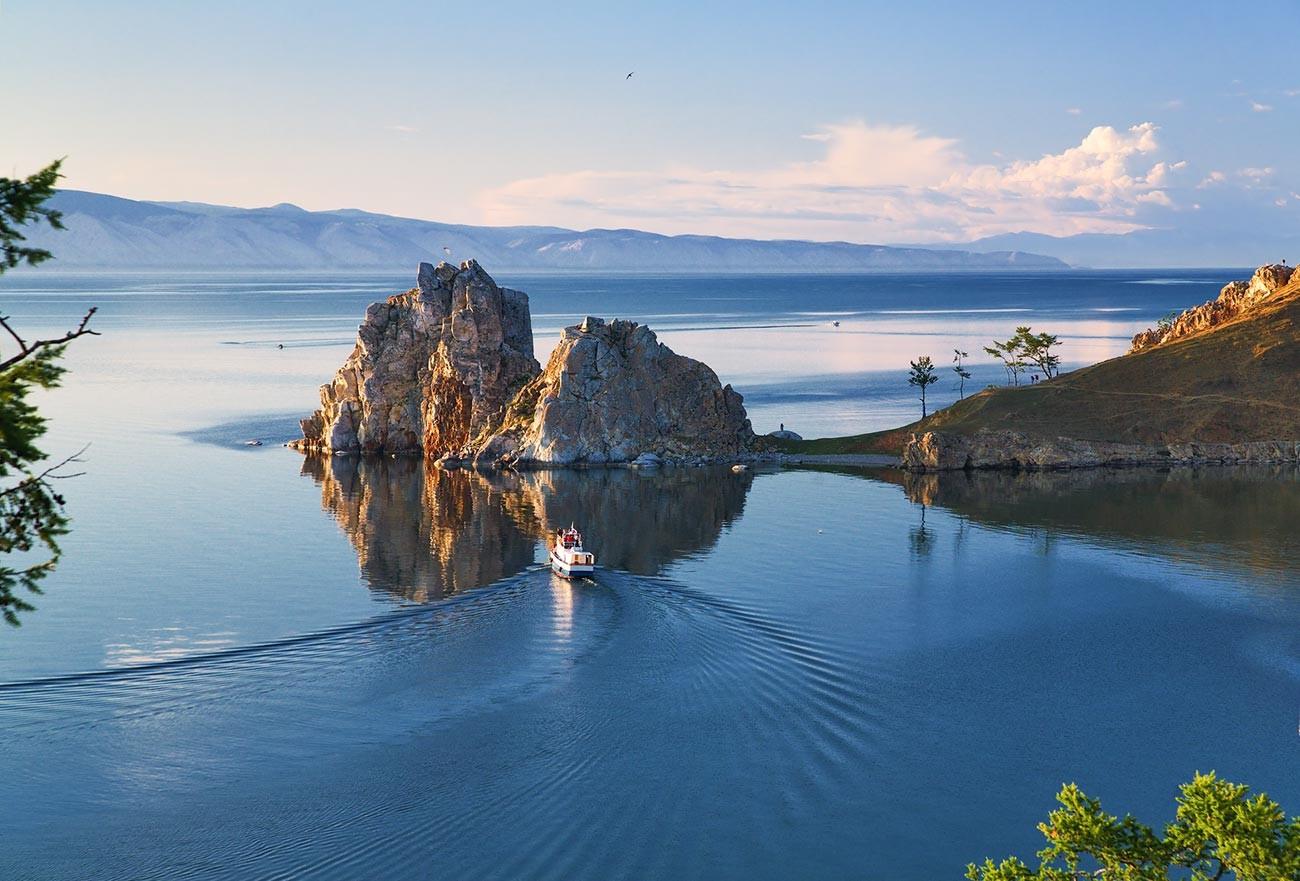 Baikal Lake.
