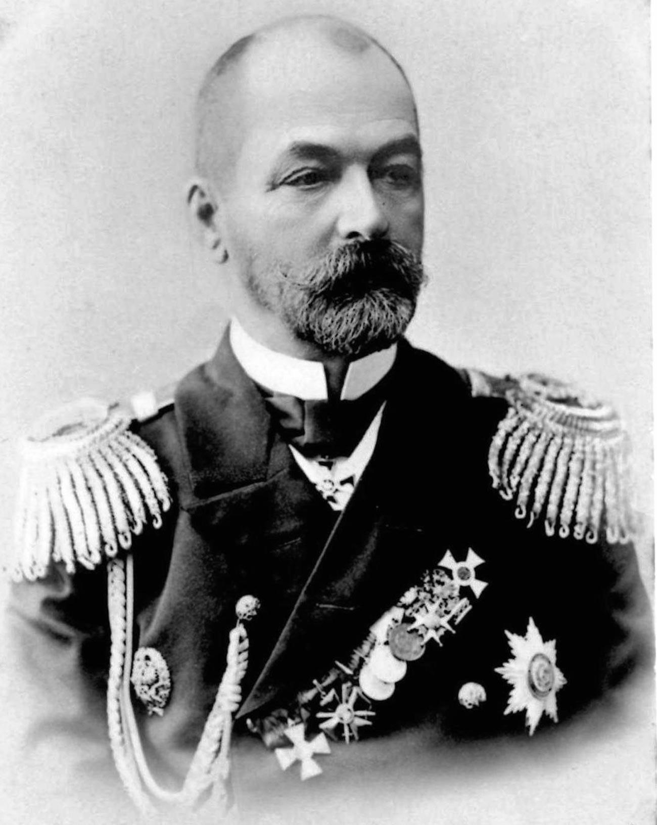 Zinovy Rozhestvensky.