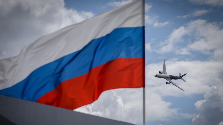 Drapeau de la Fédération de Russie