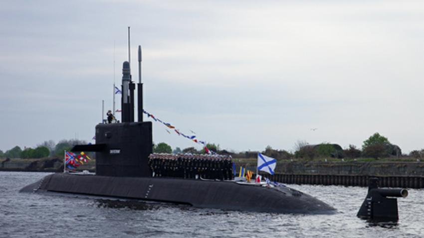 """Подводница """"Лада"""""""