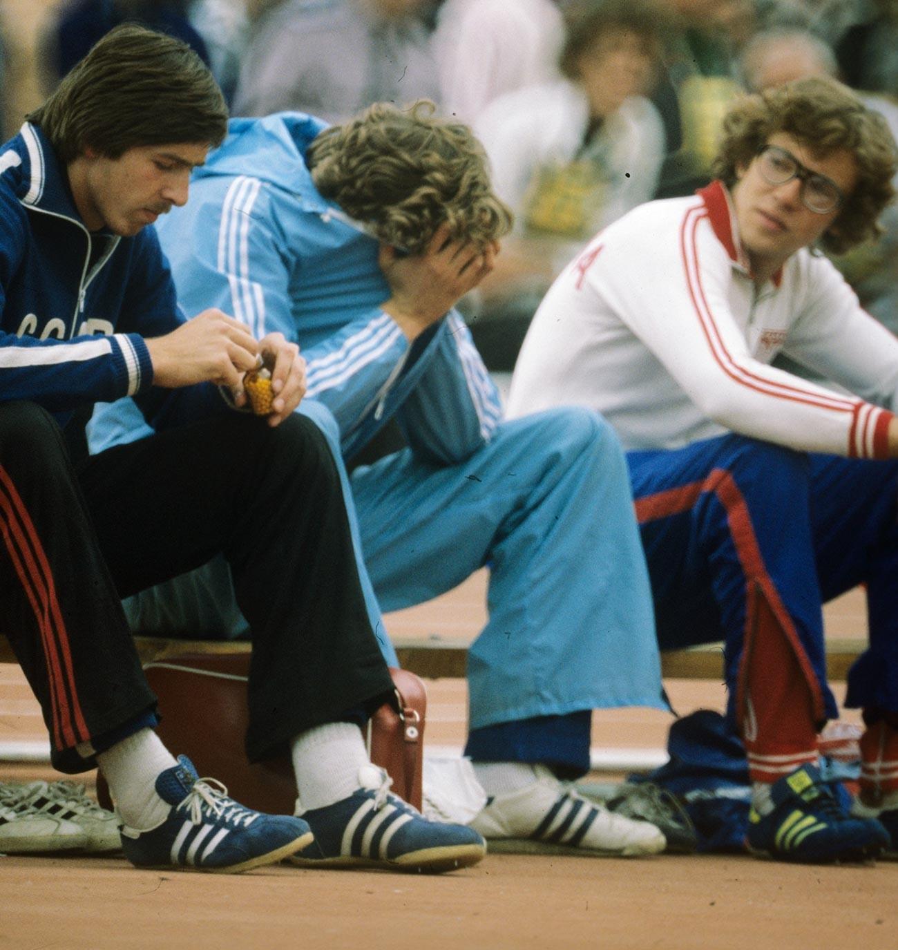 """Torneio internacional de atletismo """"Memorial dos Irmãos Znamensky"""""""