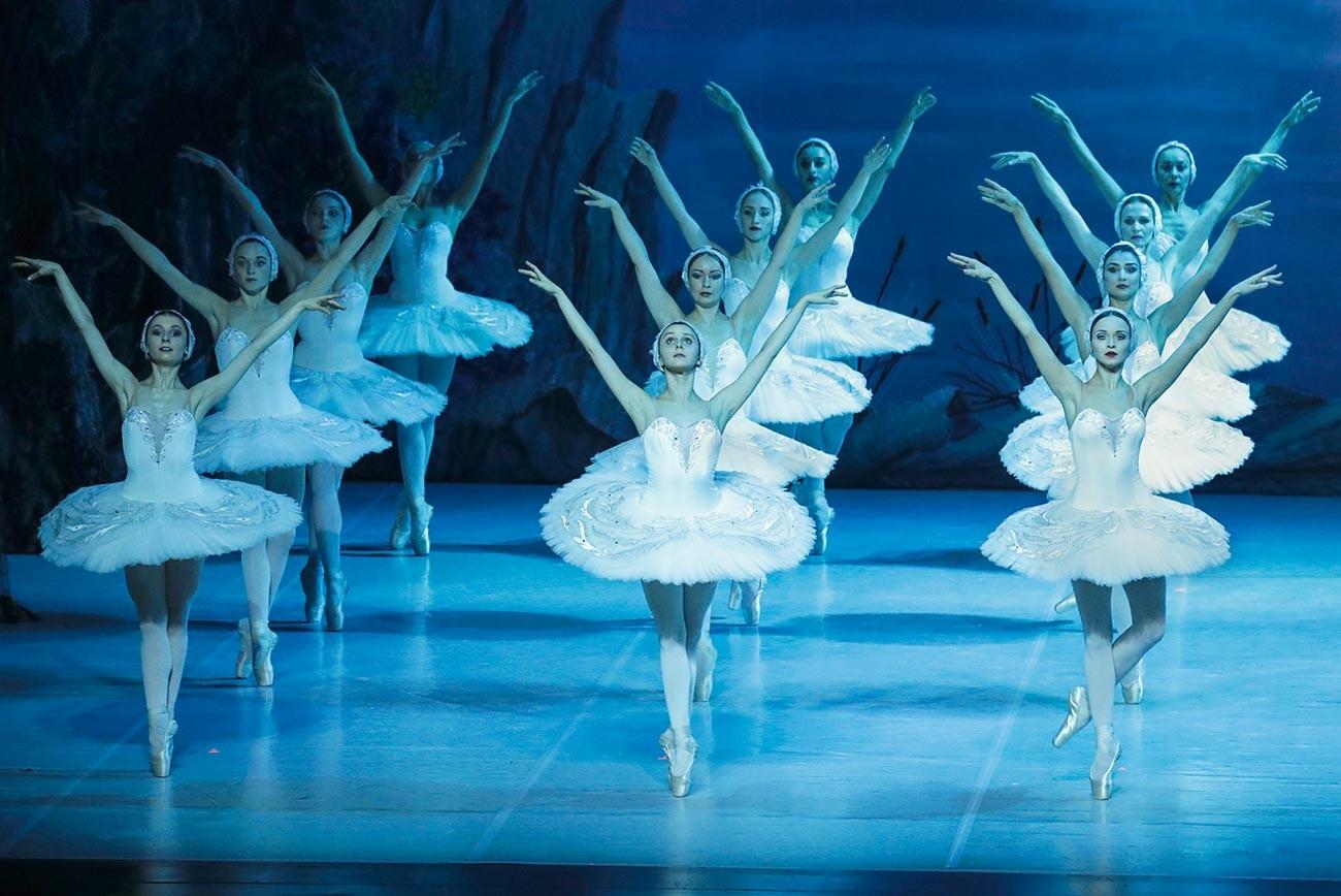Schwanensee-Ballett.