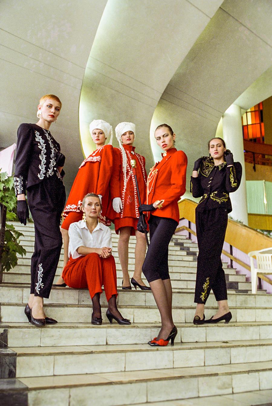 Ein sibirischer Schönheitswettbewerb.