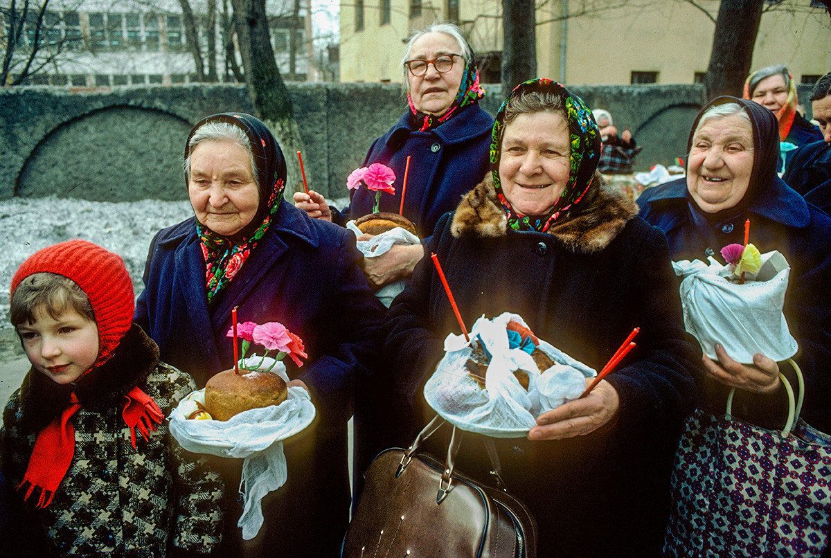 Orthodoxes Ostern.