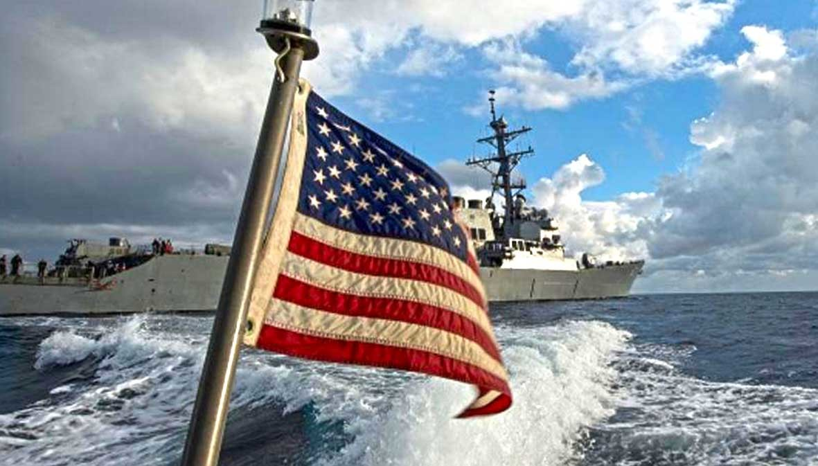 Амерички адмирал САД