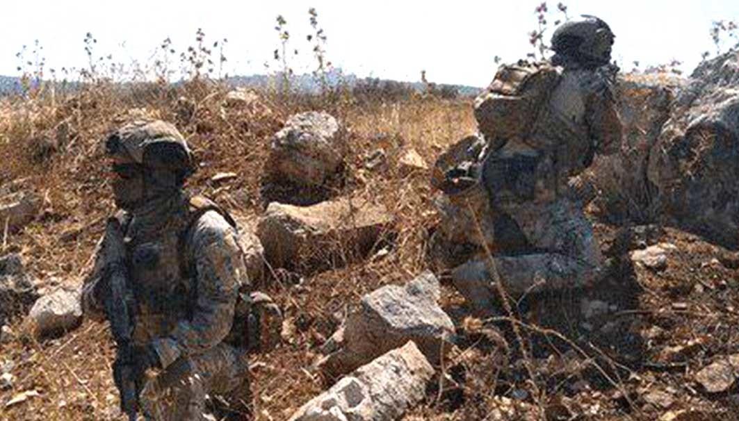 Идлиб, руске специјалне јединице