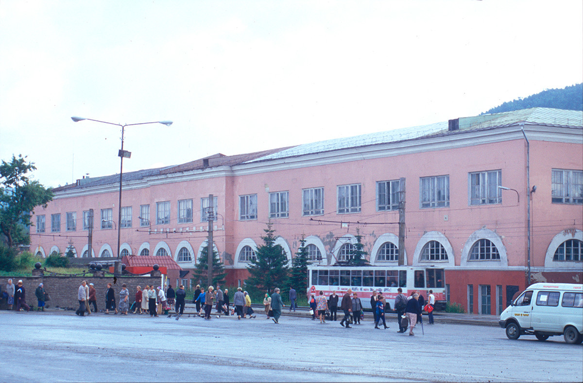 Fábrica de armamento de Zlatoúst (siglo XIX). 16 de julio de 2003