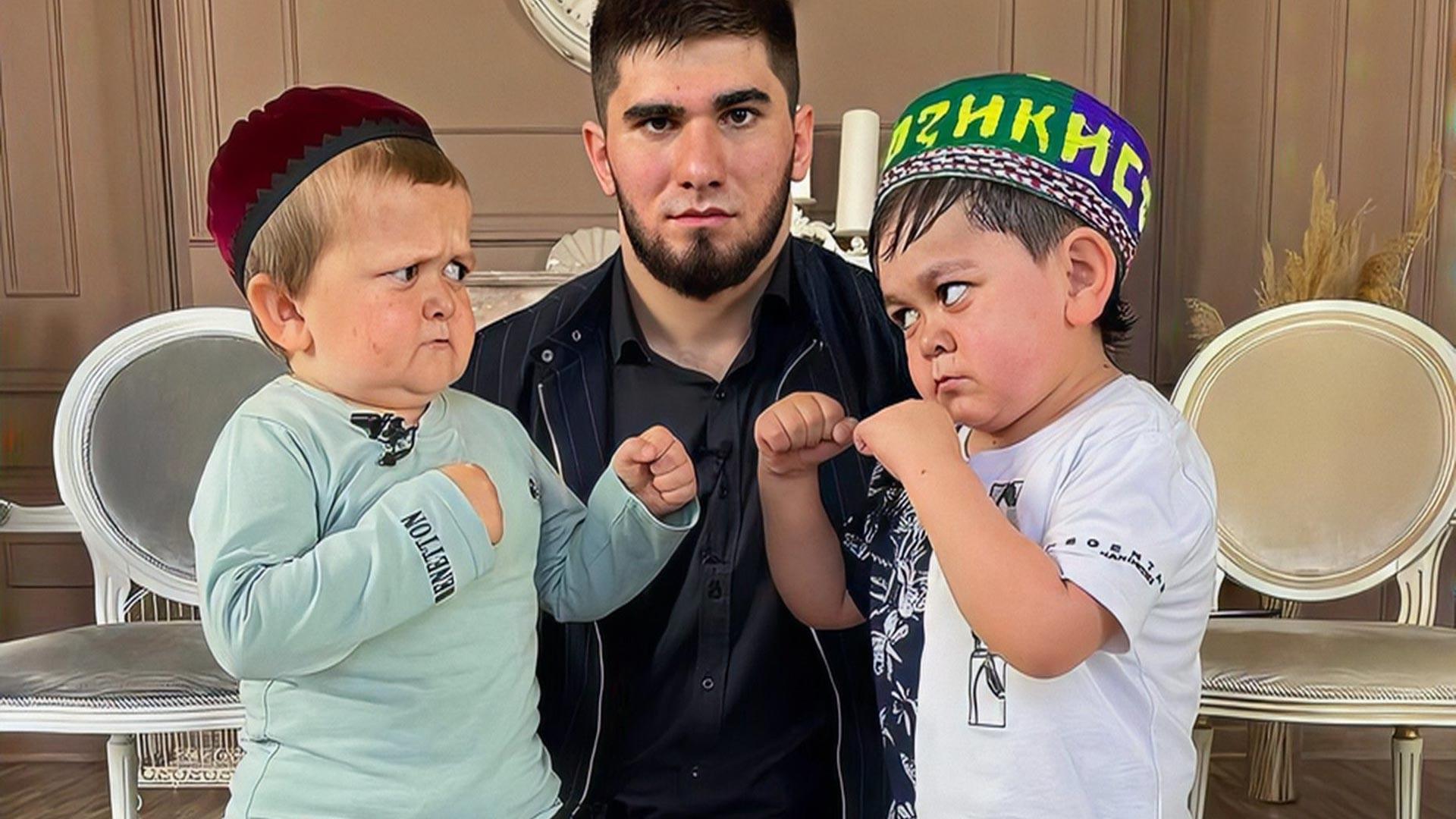 Hasbulla vs Abdurozik