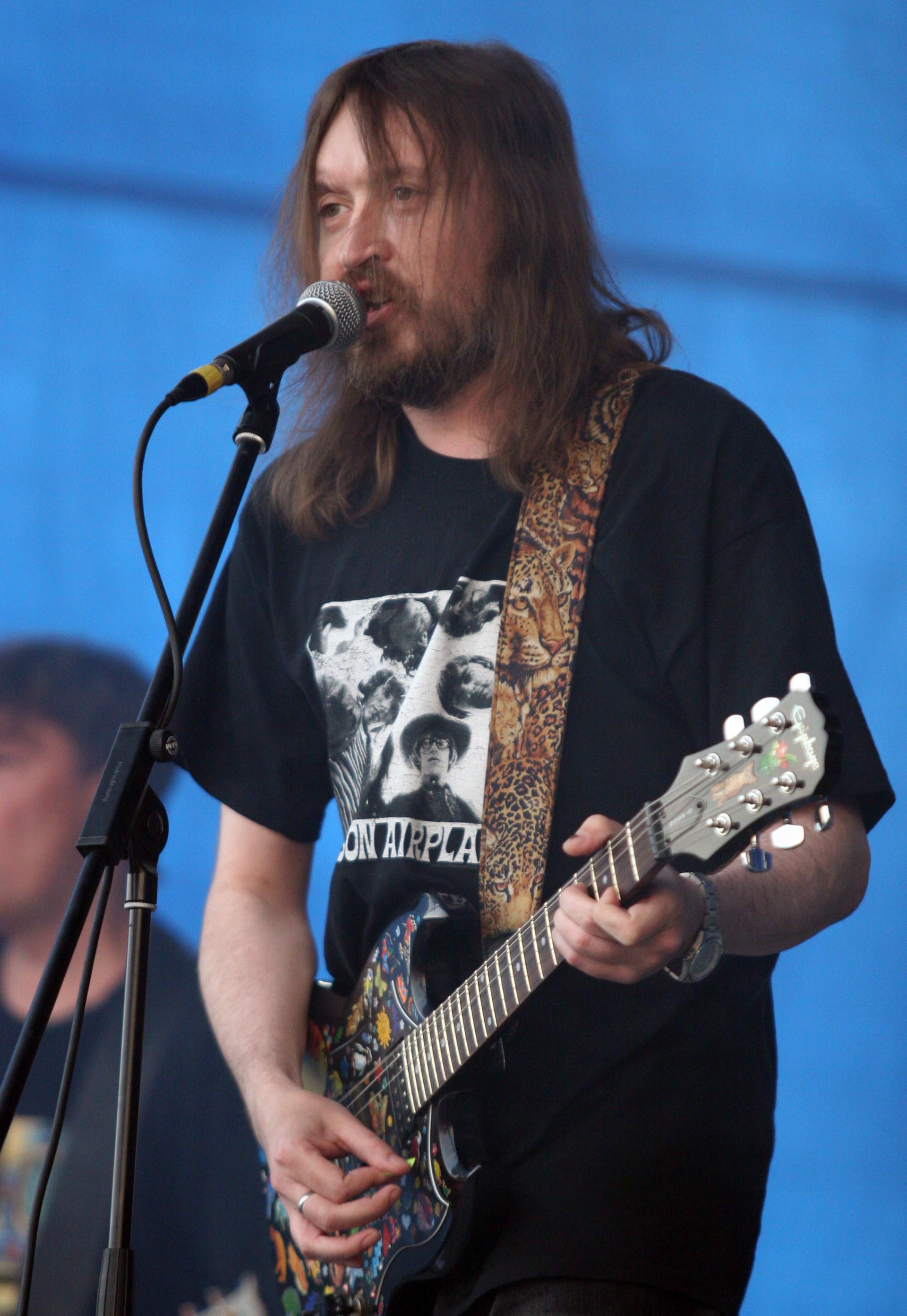 Jegor Letov, vodja skupine Graždanskaja oborona