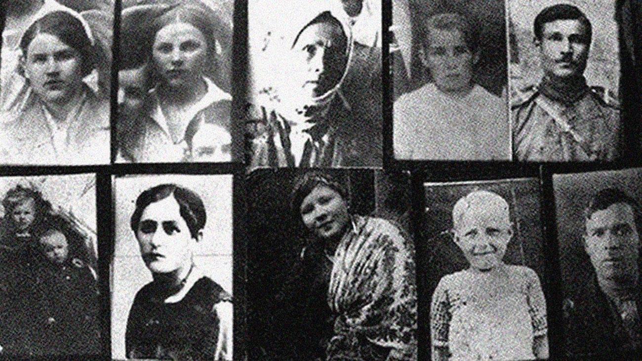 Victimes de la tragédie de Korioukivka