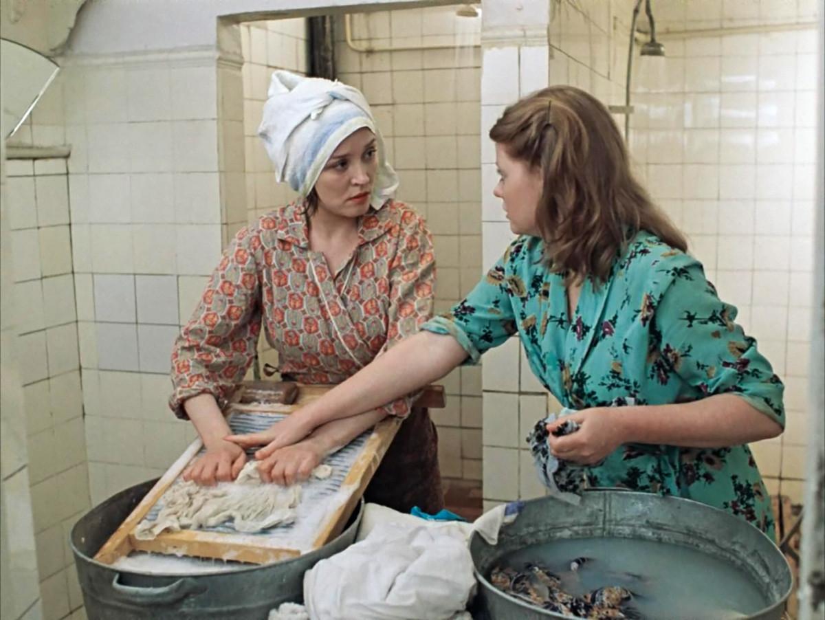 """Кадар из филма """"Москва не верује сузама"""""""