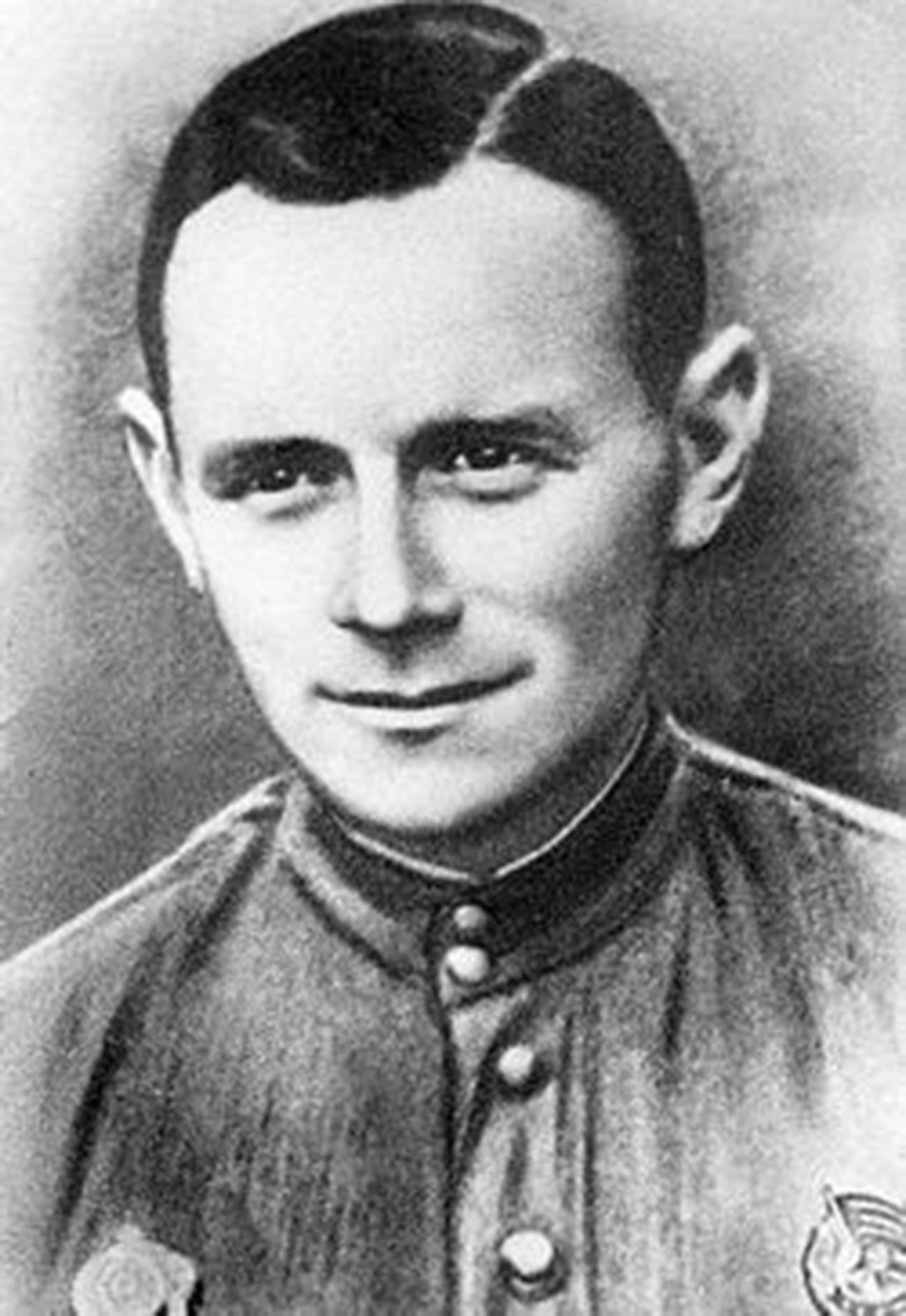 Fritz Schmenkel.