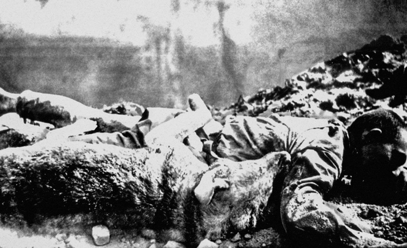 ブレスト要塞。戦争の最初の日