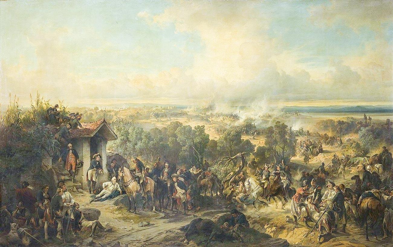 Битва при Треббии.