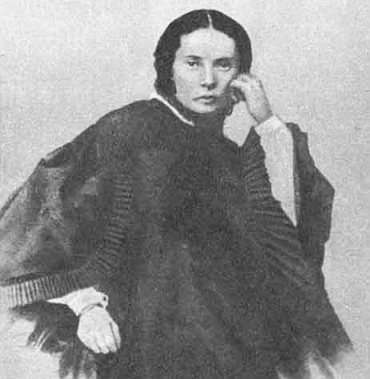 Марија Дмитријевна Достојевска, девојачко Констант, а по првом мужу Исајева (1824-1864) је 1857. постала прва жена Достојевског.
