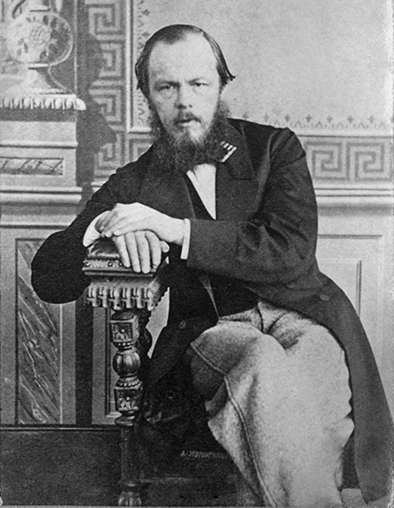 Руски писац Фјодор Достојевски