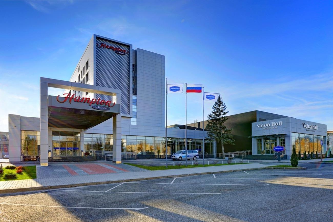 Hampton by Hilton Volgograd