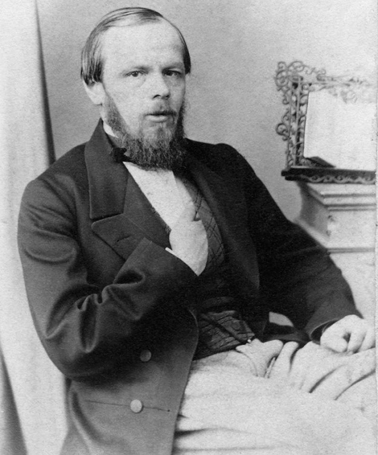 Ф. М. Достоевский. Начало 1860-х гг.