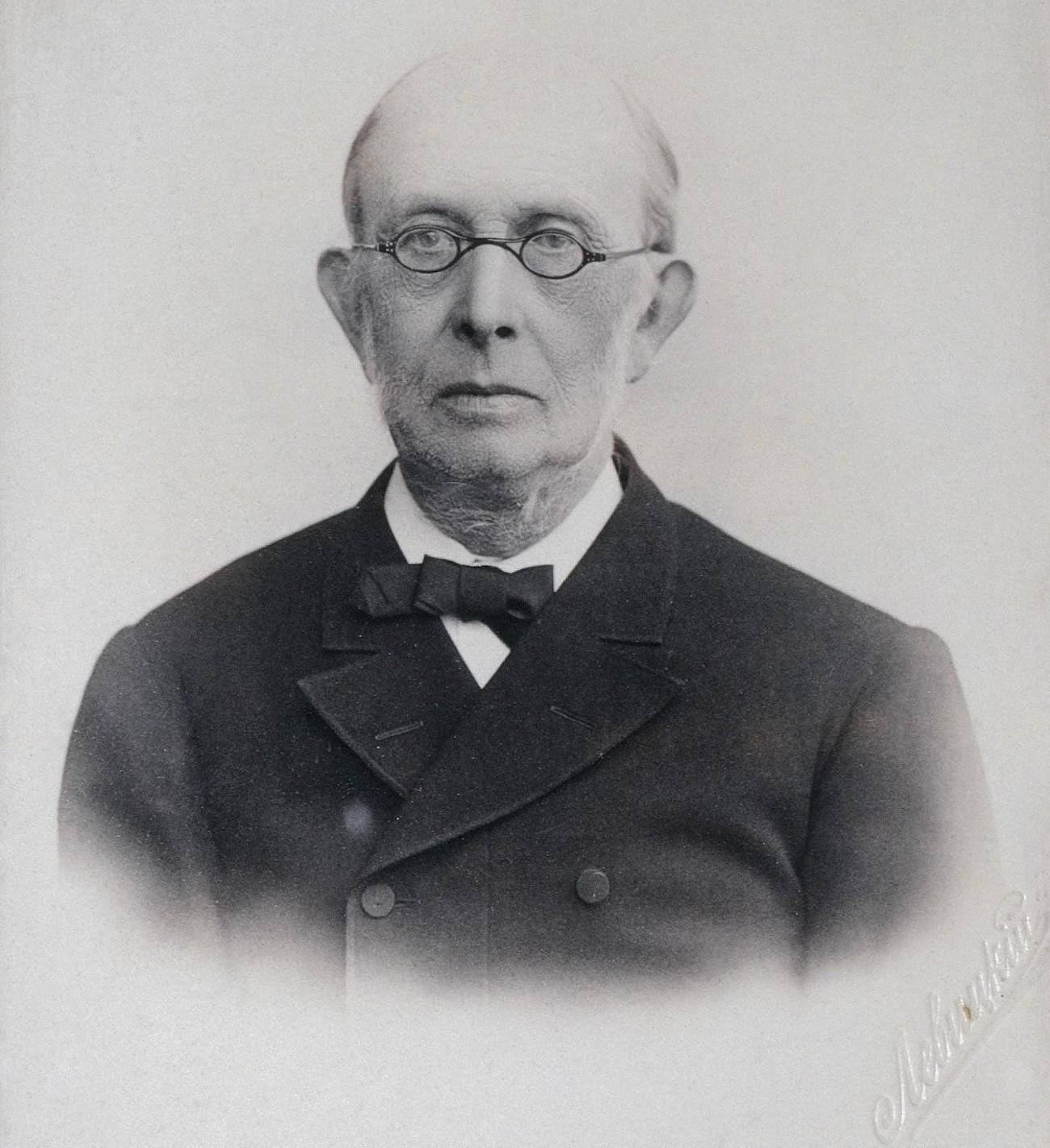 Konstantín Pobedonóstsev, 1902