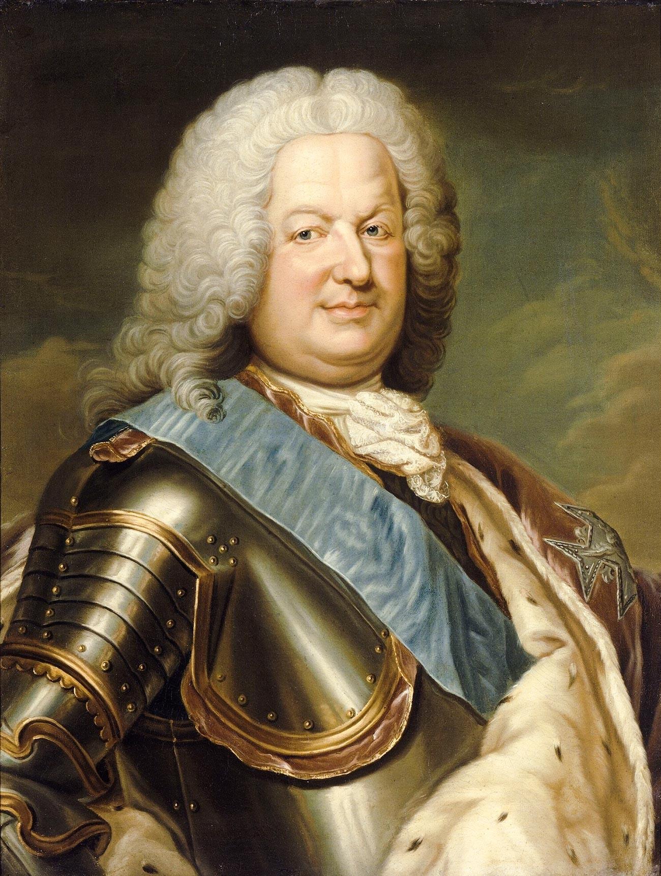 Stanisław Leszczyński.