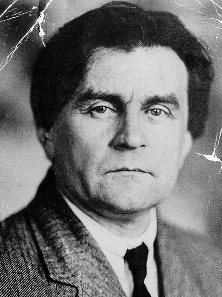 Kazimír Maliêvitch (1879-1935).