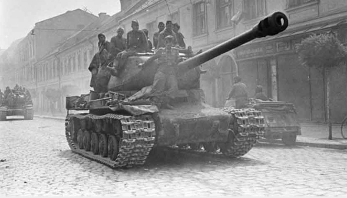 Совјетски тешки тенк ИС-2