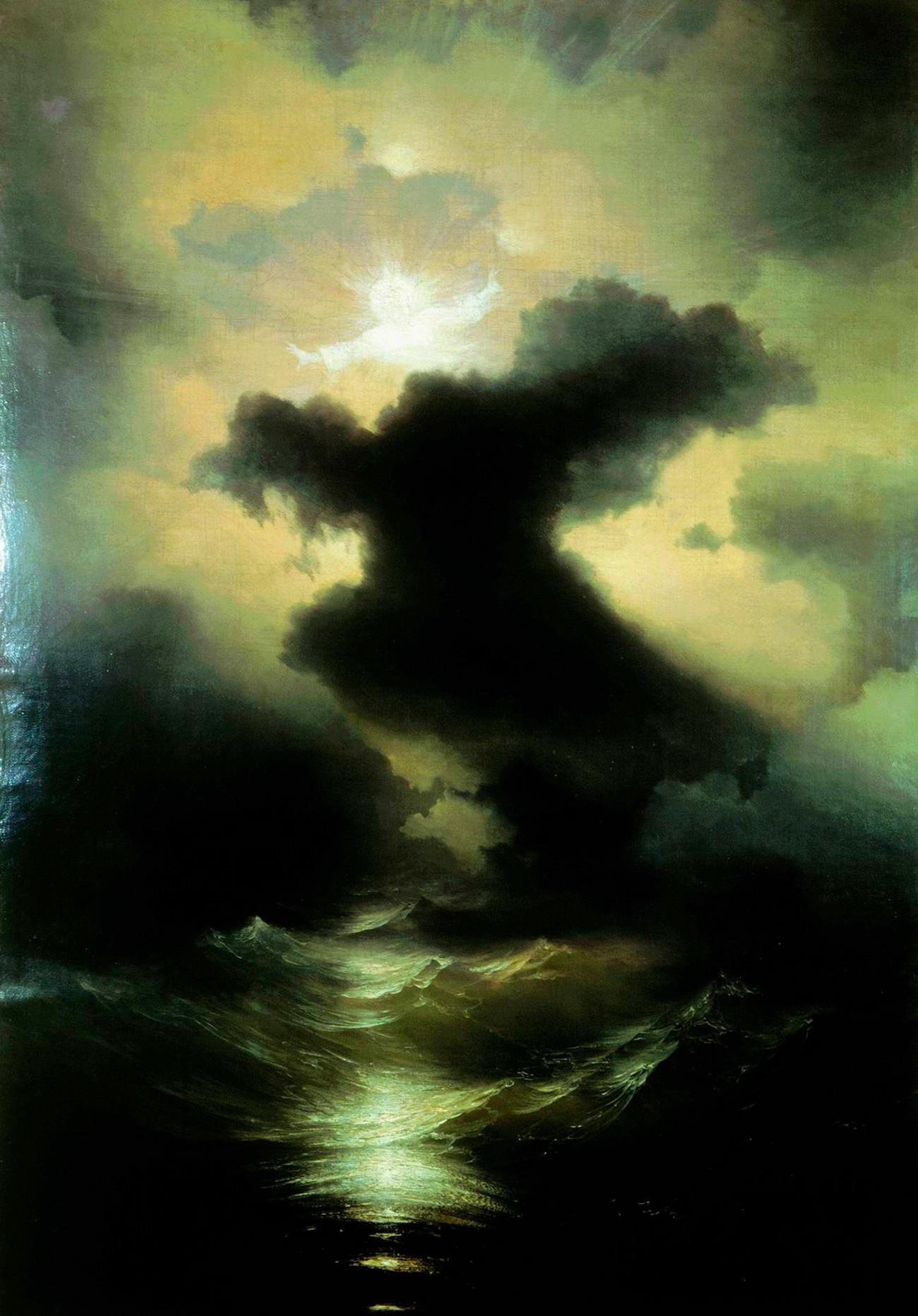 Ivan Aïvazovski. Chaos (1841)