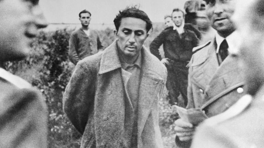スターリンの息子ヤーコフ・ジュガシヴィリ