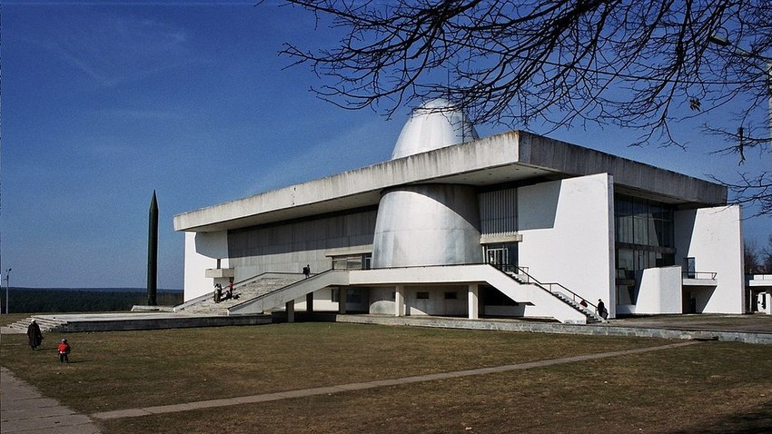 En la exposición permanente se repasa la historia de la aviación, la aeronáutica y la ingeniería espacial.