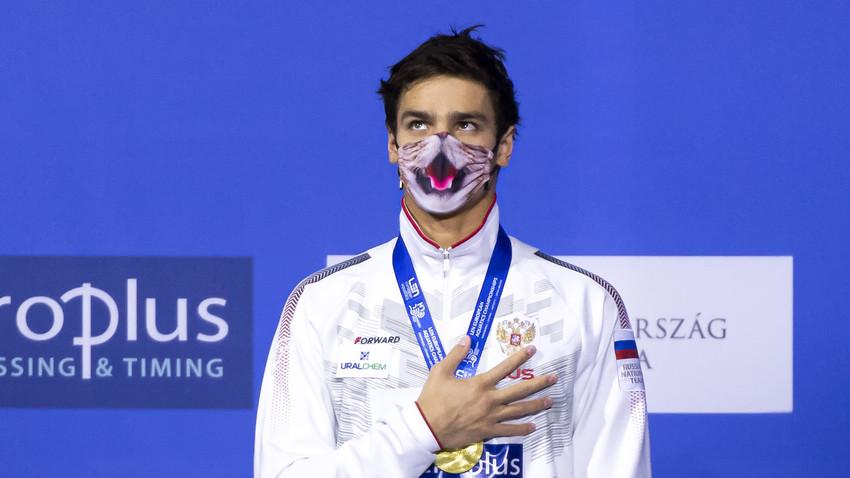 エフゲニー・リロフ選手