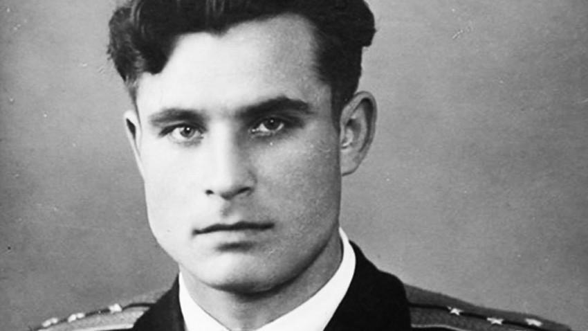 Vasili Arjípov de jóven