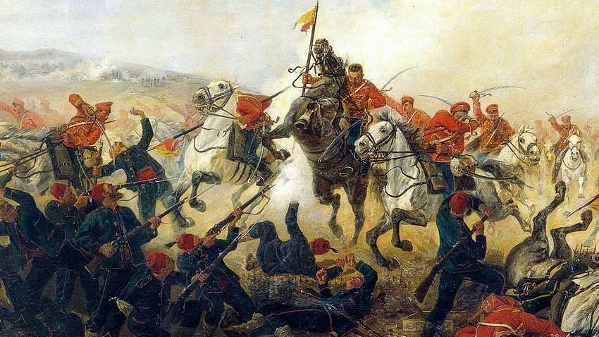 Bitka pri Telišu med rusko-turško vojno 1877-1878