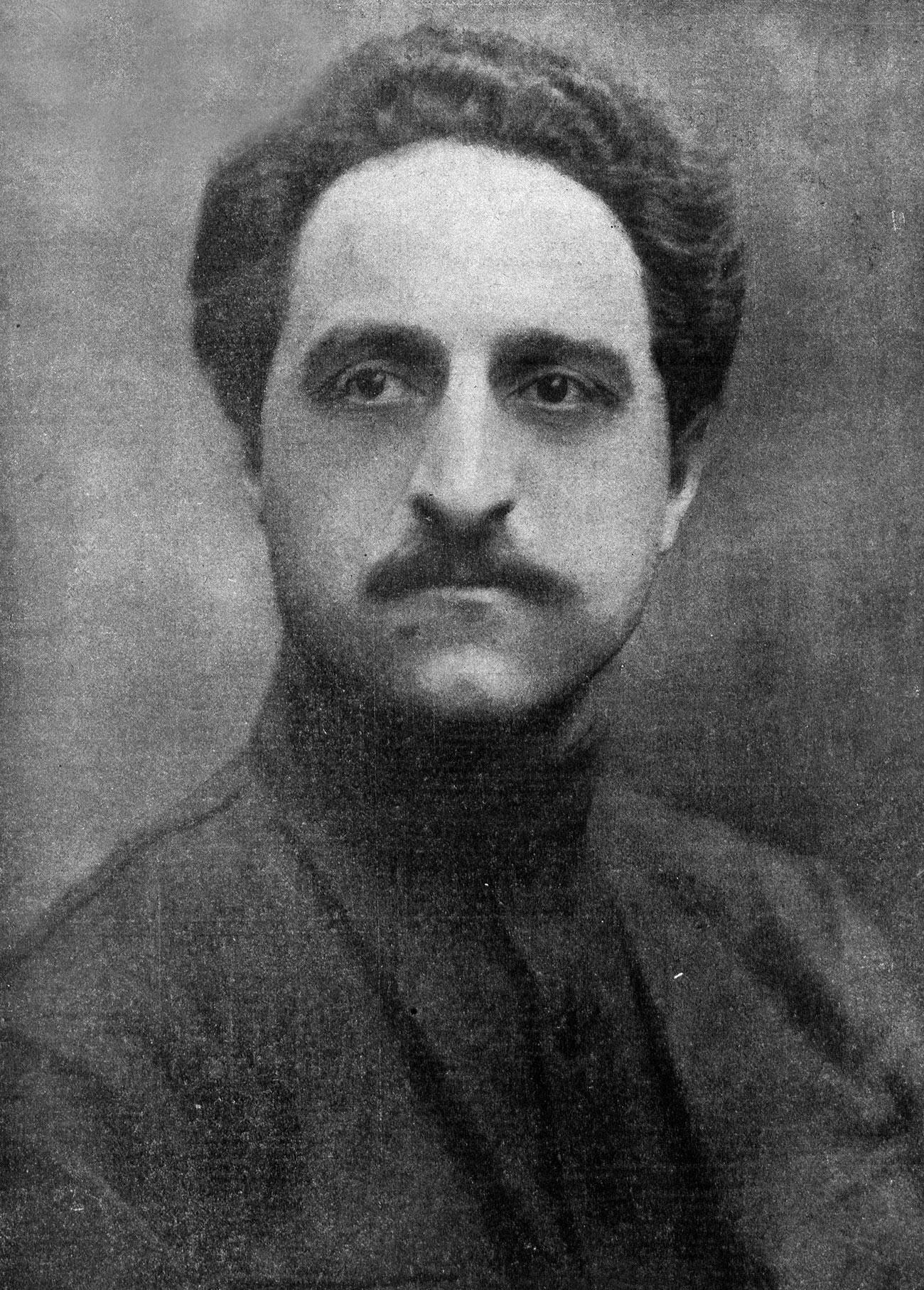 Sergo Ordzhonikidze.