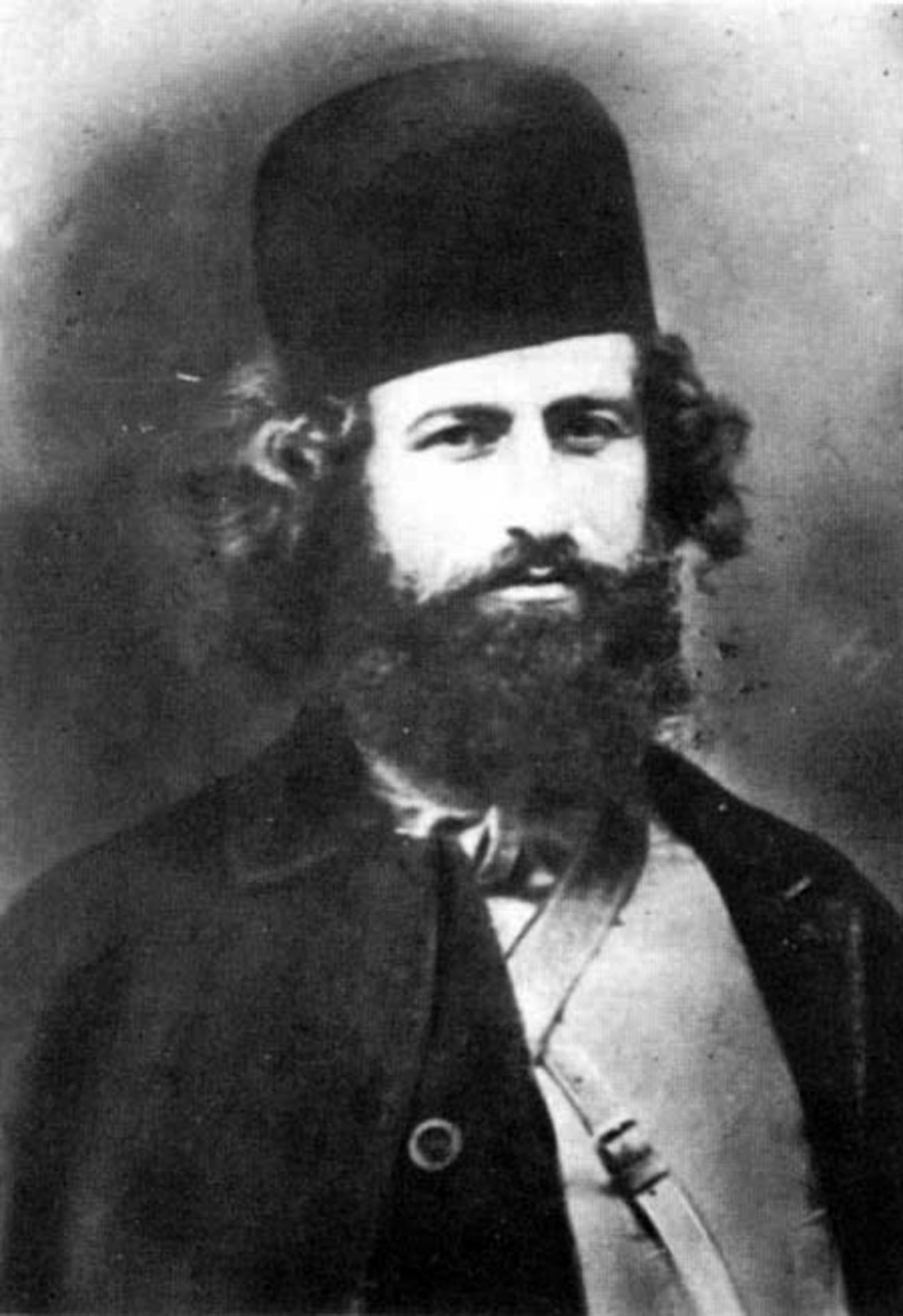 Mirza Kuchak Khan.