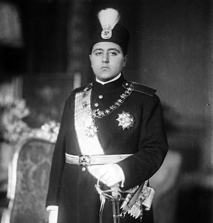 Sultan Ahmad Shah.
