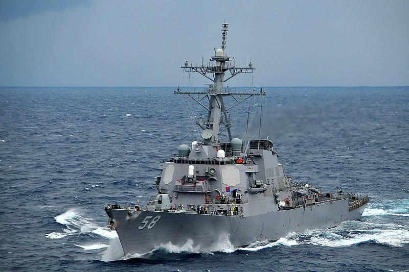 Imagen del USS Laboon
