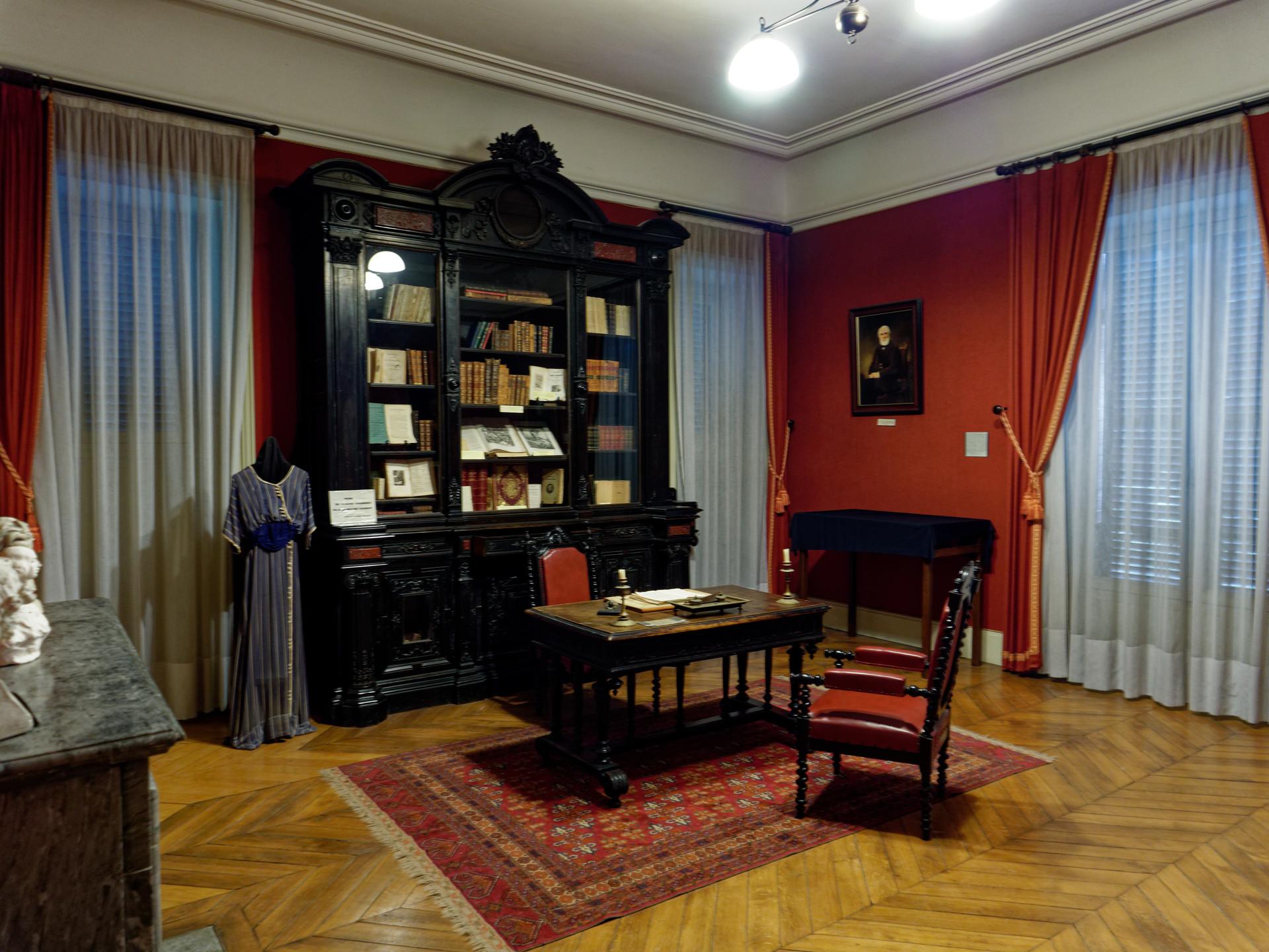 Cabinet de travail de Tourgueniev