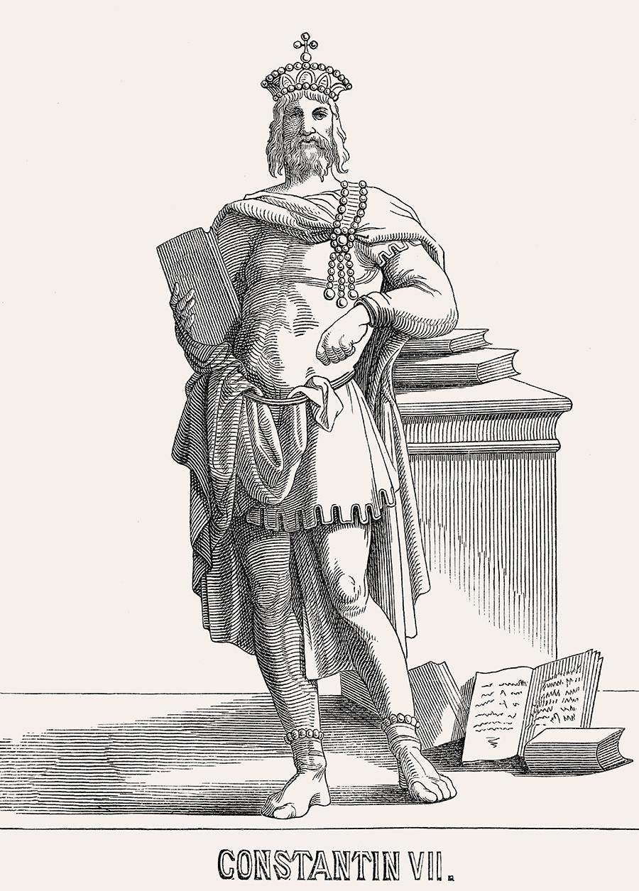 Costantino VII Flavio, detto il Porfirogenito