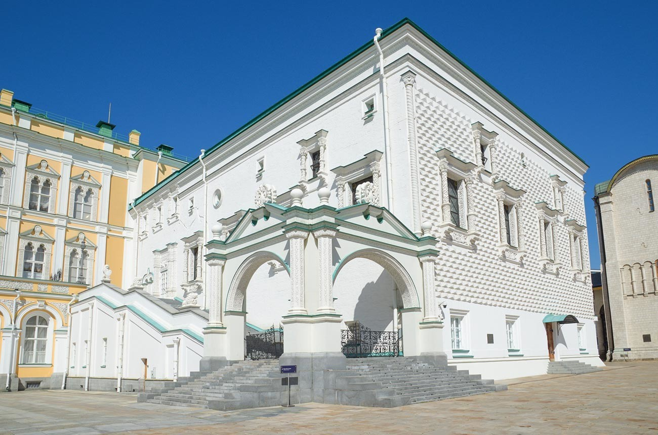 Fasetna palača