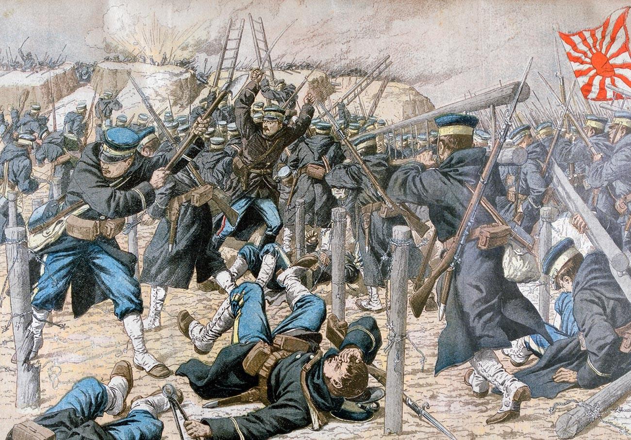 Guerra Russo-Japonesa