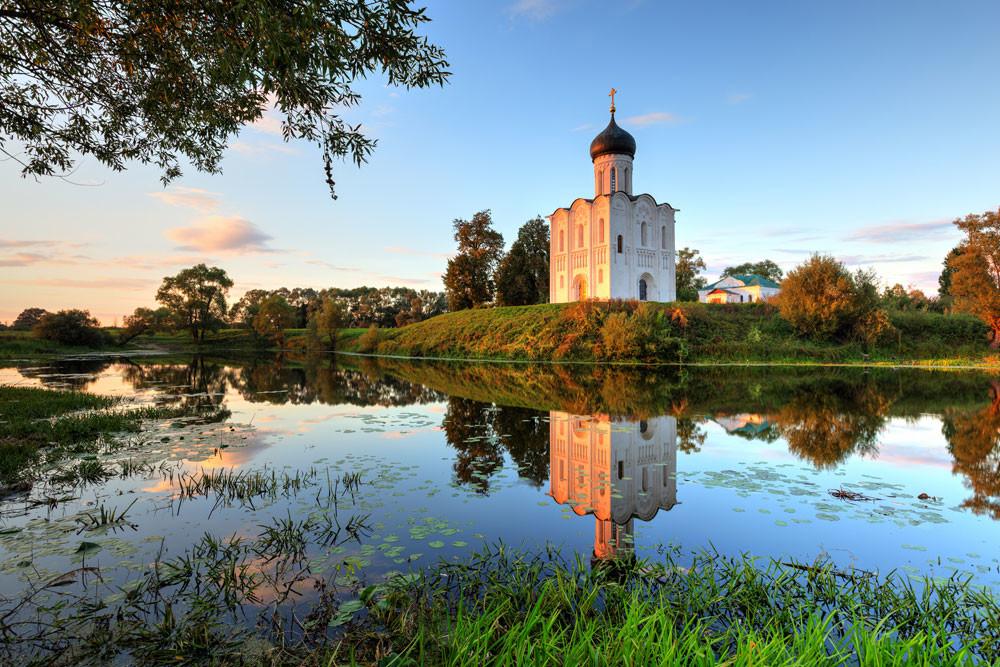 La Chiesa dell'Intercessione sul Nerl