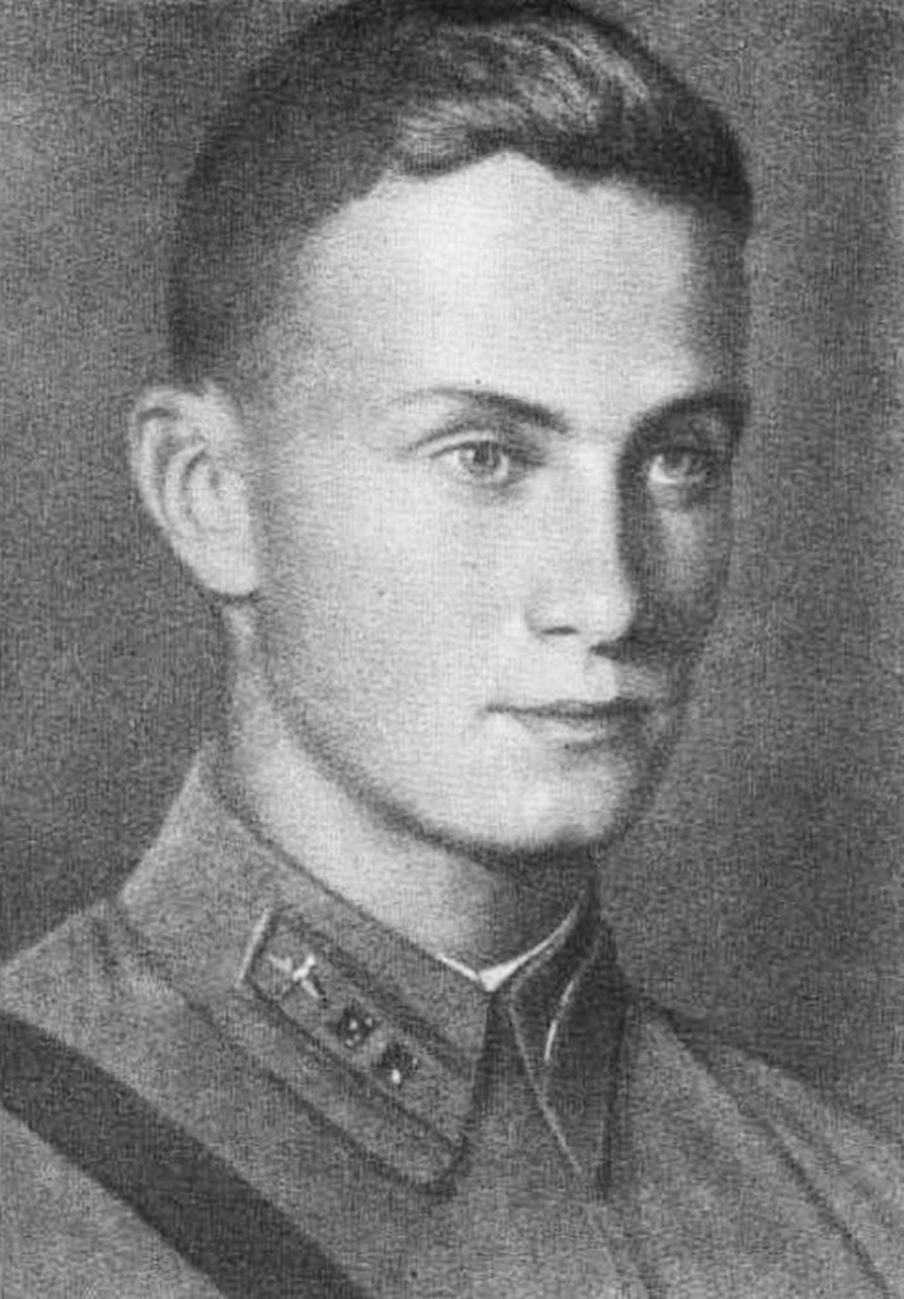 Тимур Фрунзе.