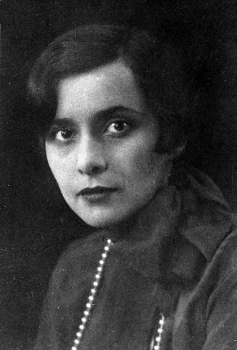 En 1950 Berberova est partie pour les États-Unis.