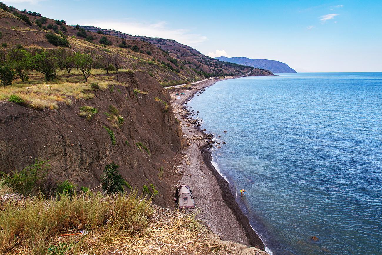 Olénevka (Crimea).