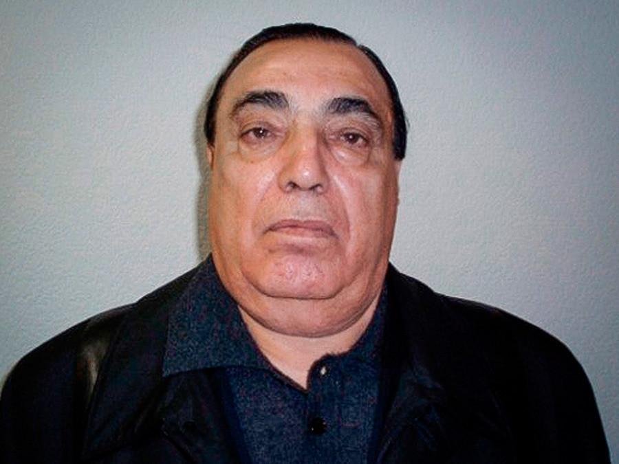 Bos mafia Aslan Usoyan atau yang dikenal dengan julukan Ded Hasan.