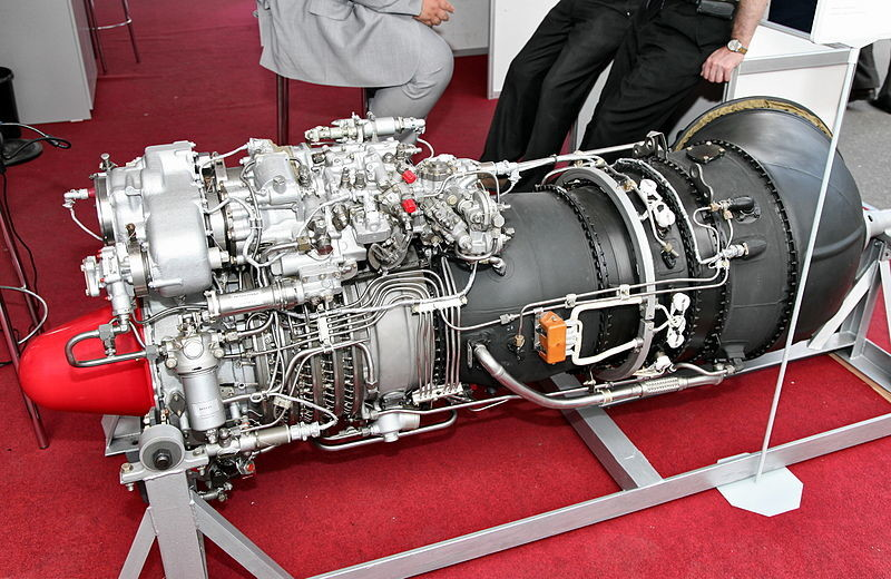 Motor VK-2500P para los helicópteros Mi-8/17/24/28/34 y Ka-52