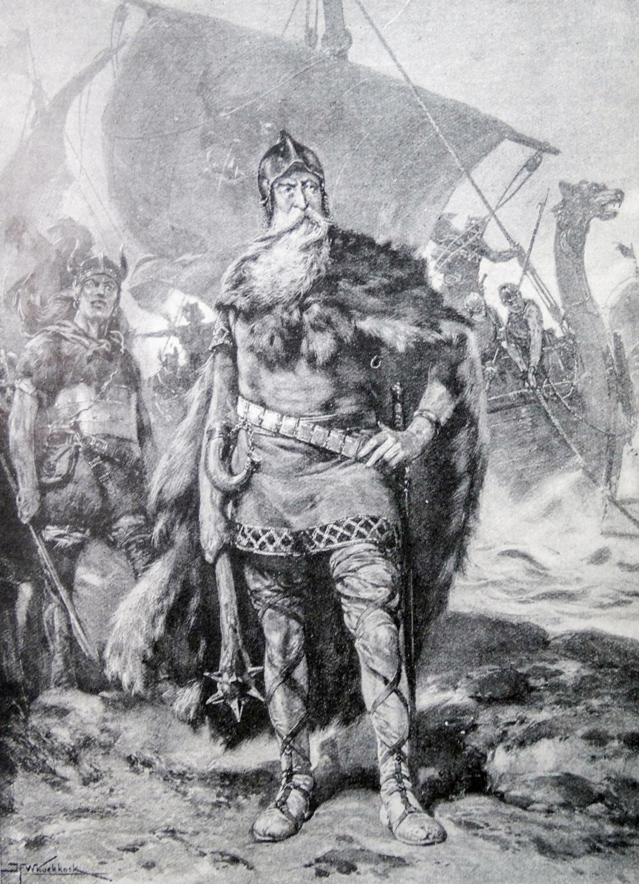 Rorik dari Dorestad (antara tahun 810 hingga tahun 880)