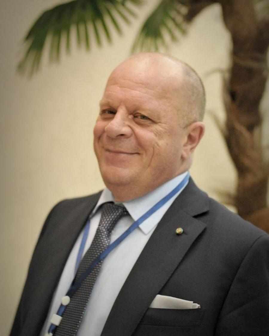 Vittorio Torrembini, presidente GIM